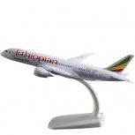 Модель самолёта Эфиопии Airlines Boeing 787, Архангельск