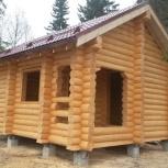 Шлифовка стен домов, бань., Архангельск