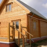 Срубы домов, Архангельск