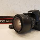 Фотоаппарат Canon EOS 60D и аксессуары, Архангельск