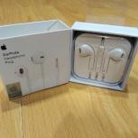 Наушники Apple EarPods 3.5мм, Архангельск