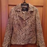 Кожаная куртка-пиджак, Архангельск