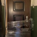 Дверь железна с коробкой, Архангельск