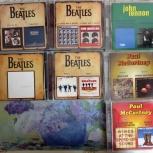 диски  cd  beatles, Архангельск