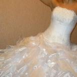 свадебное платье 44-46 размер, Архангельск