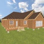 Проектирование деревянных домов и бань, Архангельск