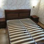 Продам кровать и две тумбочки., Архангельск