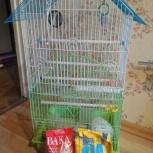 Продам клетку для попугаев, Архангельск