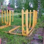 Стойки лесовозные, Архангельск
