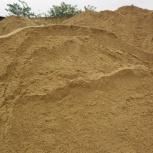 Песок, щебень, бой бетона, кирпича. Доставка, Архангельск