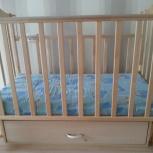 Продам детскую кроватку, Архангельск