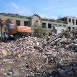 Строительный мусор, Архангельск