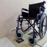 Инвалидная коляска.Кресло коляска.Новая, Архангельск