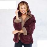 Милая короткая курточка из  искусственного меха, Архангельск