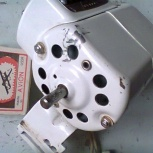 Электродвигатель к швейной машине 220В 75Вт диаметр вала 6,3 мм, Архангельск