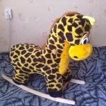 Игрушка - качалка  жираф, Архангельск