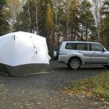 Палатка куб 2,5х2,5х2,3, 6-ти местн, Архангельск