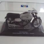 Мотоцикл E90 500cc World Champion 1949, Архангельск