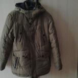 Куртка зимняя, Архангельск