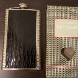 Фляжка stainless steel hip flask 100z, Архангельск