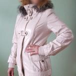 Кожаная куртка на синтепоне, Архангельск
