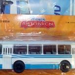 Модель автобуса ЛАЗ-695Н (1/43), Архангельск