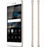 Продам новый телефон Huawei P8 Champagne (GRA-UL00), Архангельск