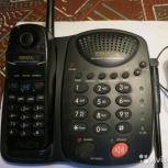 Радиотелефон Сенао-358. База без трубки. Усилитель-антенна с мачтой., Архангельск