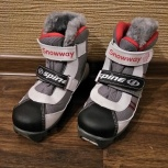 Ботинки лыжные детские, Архангельск