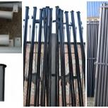 Продаются металлические столбы по низким ценам, Архангельск