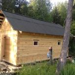 Баня с печкой и установкой по самым низким ценам, Архангельск