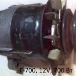 Генератор, самовозбуждающийся Г-700, 14V, 700 Вт. Для Д-240, МТЗ, Архангельск