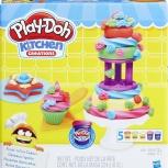 Делаем Торт. Набор Для Лепки Play-Doh, Архангельск
