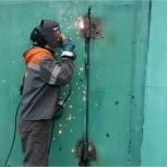 Сварочные работы, ремонт металлических дверей и ворот., Архангельск