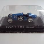 Автомобиль BUGATTI T35B Grand Prix Sport 1928, Архангельск