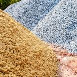 Доставка песок и грунт, Архангельск