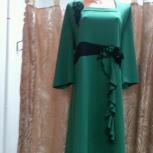 Платье зеленое новое размер 62, Архангельск