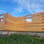 Строительство домов из бруса и бревна, Архангельск
