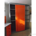 Шкаф-купе металлический для гаража, Архангельск