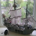 пиратский парусник, Архангельск