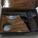 Пневматический пистолет, Архангельск