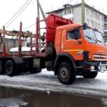 Услуги лесовоза, Архангельск