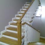 Лестницы  из дерева, Архангельск