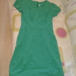 Продам платье р 44, зеленого цвета, Архангельск