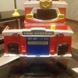 Продам игрушку - пожарная станция, Архангельск