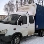 ГАЗель-Фермер, КамАЗ., Архангельск