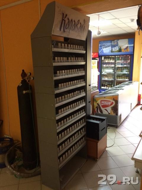 Табачный шкаф б/у фото, цена - 4500.00 руб., архангельск - 2.